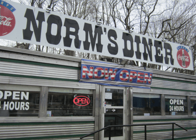 norms diner groton ct